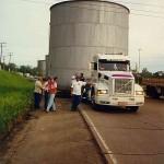 1997 Silo para produtos químicos